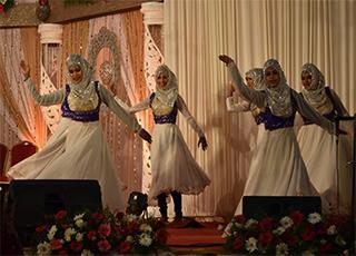 muslim wedding event ernakulam