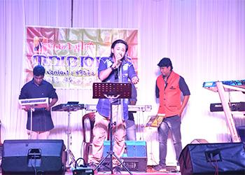 Ganamela team in kochi